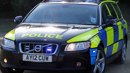 Abnormal load travelling through Suffolk on Sunday
