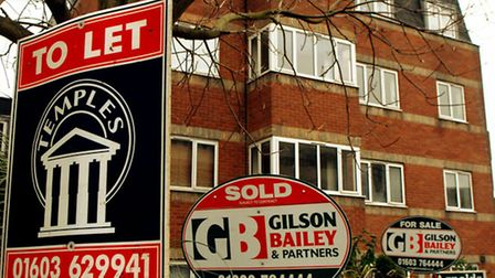 Average house prices rose by �12,000 in a year, from �254,000 in January 2013 to �266,000 in January