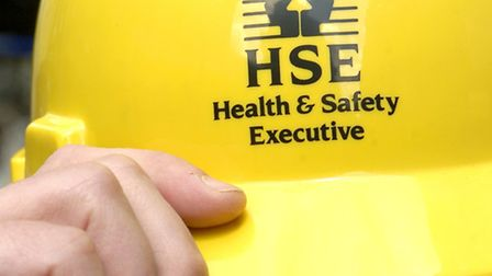 Worker injured by saw