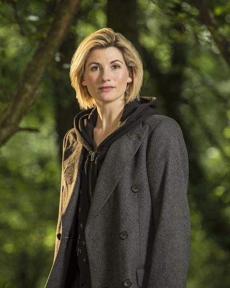 The new Doctor Who will be played by Jodie Whittaker.- (C) BBC - Photographer: Colin Hutton