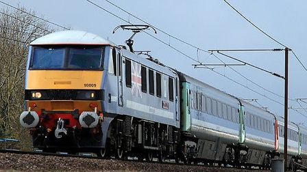 Travellers are facing rail delays in Ipswich