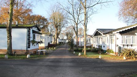 The Sacketts Grove Holiday Park in Jaywick Lane, Clacton-on-Sea, which has been acquired by Tingdene
