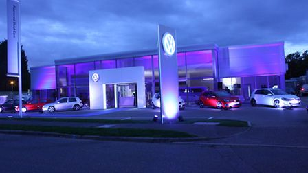 Volkswagen Bury St Edmunds has made it into the top 15 car retailers in the brand's network.