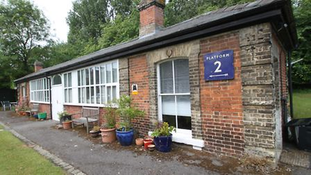 Former railyway station is up for sale