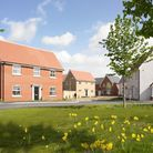 The first phase of the Chilton Leys housing development has been approved