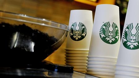 Starbucks is moving its HQ to London