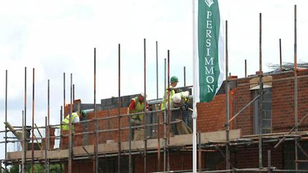 Persimmon says it has sold more than 5,000 homes under the Governments Help to Buy scheme since its