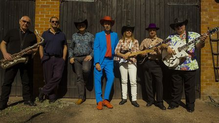 Mavrix, an eight piece band being recognised on the UK and European Country Music sccene will be pla