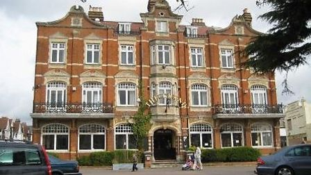 Grand Hotel, Leigh-on-Sea has been bought bu Michael Norcross