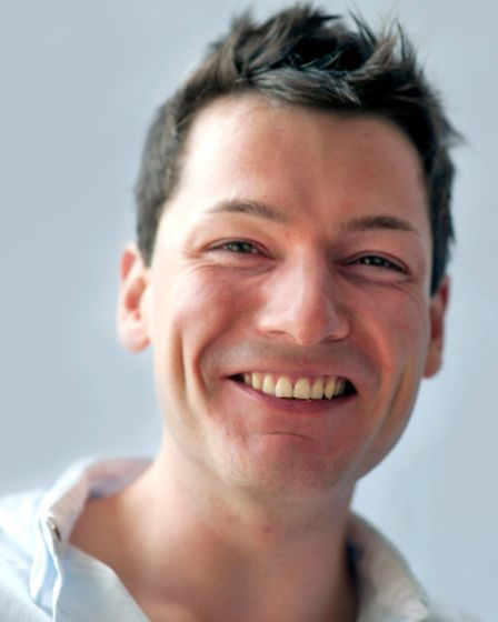 Steven Atkinson, artistic director of HighTide, the new theatre writing festival at Halesworth