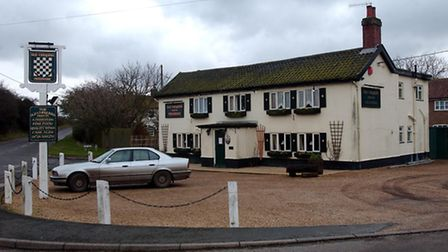 Villagers in Friston are campaigning to prevent the conversion of the Old Chequers Inn.