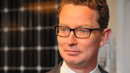 Greg Barker, Minister for Energy And Climate Change.