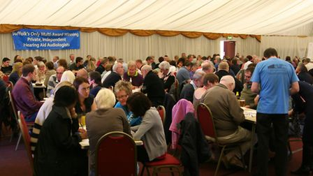 The of The Hearing Care Centre's previous quiz nights.