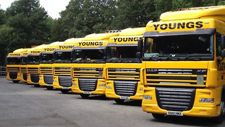 Suffolk-based Fargo Systems is working with Young's Container Transport, which has recently implemen