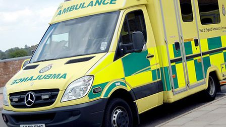 Ambulances called to falls over Easter weekend