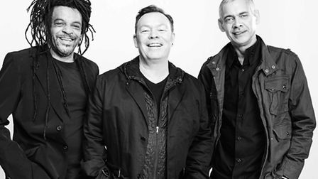 UB40 featuring Ali Campbell, Astro Wilson and Mickey Virtue