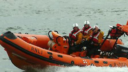 Lifeboat launched to assist yacht