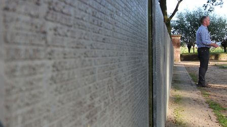 The German cemetery at Langemark remains one of the most interesting places to visit in the Ypres Sa