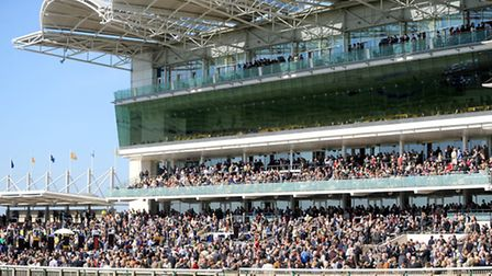 The Rowley Mile Course at Newmarket.