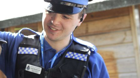 Upto one in six PCSO roles have been axed by coaltion government