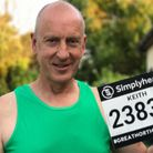 Keith Ambrose who was diagnoised with a rare blood cancer will be running Simplyhealth Great North R