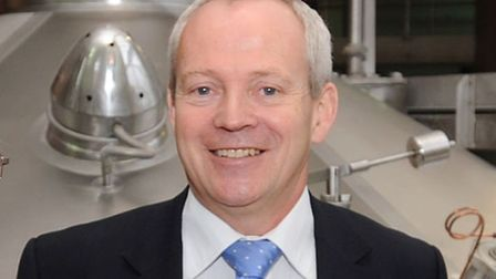 Chris Houlton, managing director of Greene King Brewing and Brands.
