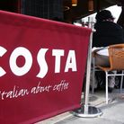 Costa coffee chain owner Whitbread reports its annual results on Tuesday. Photo: Newscast/PA