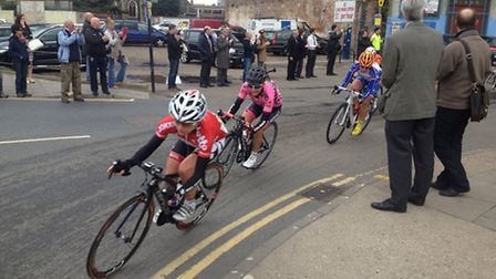 The Women's Tour 2014 - photo courtesy of Peter Ling