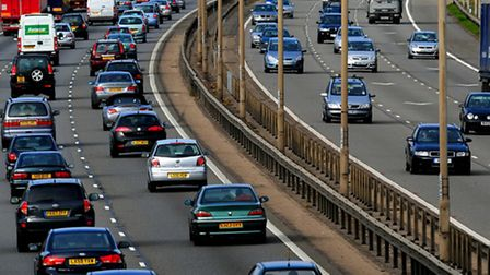Jams and heavy traffic are a big bugbear for commuters.