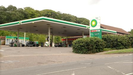 An application to build a BP petrol station and McDonald's in Scole has been submitted to Mid Suffo