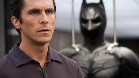 Christian Bale in The Dark Knight. The best superhero movies concern themselves with issues of ident