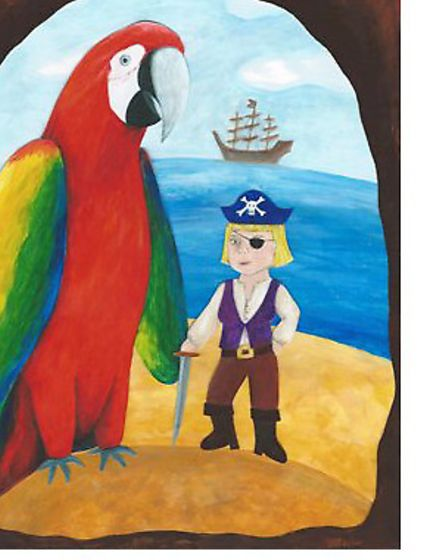A Little Commitment and Red Earth Theatre Company in association with Birmingham mac present PIRATE