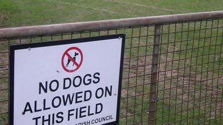 Dogs mess debated at meeting for second year running