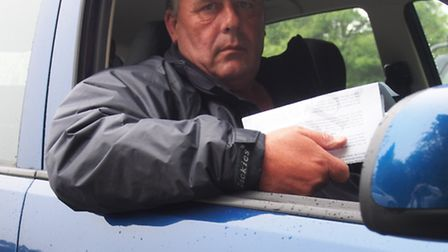 Steve Elliott has vowed to take his fight to court over a fine he received for littering