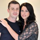 Snooker world champion Mark Selby at home in South Wigston with his Ipswich-born wife Vikki Layton.
