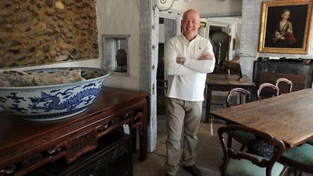Tom Keane's new antiques shop is set to open in Sicklesmere.