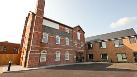 Care UK's Bowes House care home in Hailsham opened last June.