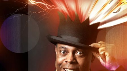 Michael Winslow, coming to Norwich Playhouse this wee. Photo: Joss Foley