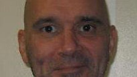 Paul Oddysses, 49, has absconded from Hollesley Bay near Woodbridge
