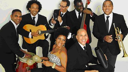 Cuban band Son Yambu (pictured) will be coming to the Apex on May 24 as part of the Bury St Edmunds