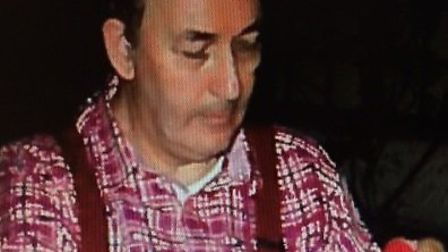 Ronald King, 63, who was last seen in Clacton on May15