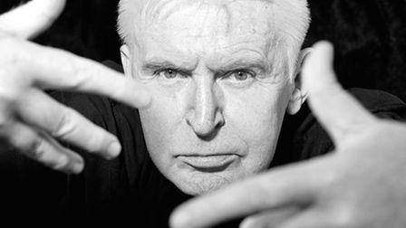 Satirist and photographer Mike McGear McCartney, at The Cut this week