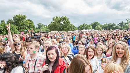 30,000 people were at East Coast Live last Saturday - pushing up the attendance to IP-Art.