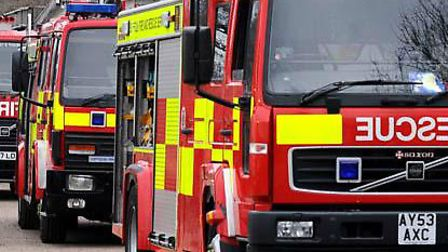 Fire crews have dealt with incidents in Essex