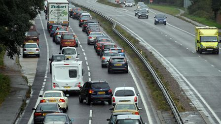 The A12 has now reopened following the earlier collision in Colchester