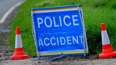 Crews have attended a crash on the A12