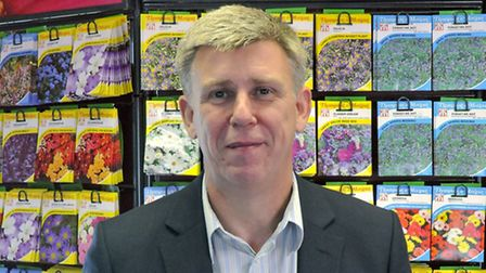 Bryan Magrath, who has been appointed chief executive at Thompson & Morgan.