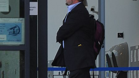 Head of IT Gerald Baalham, was given a suspended sentence for buying �32,000 worth of computer equip