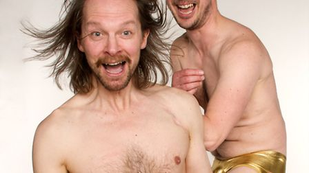 New Art Club present FEEL ABOUT YOUR BODY, an uplifting and hilarious spectacle about how we feel ab