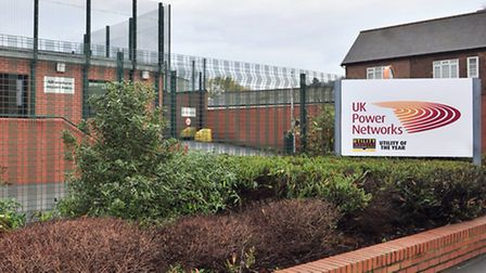 UK Power Networks's based in Ipswich.